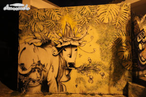 Nghệ thuật Graffiti tràn ngập khắp nơi tại Sao Paulo