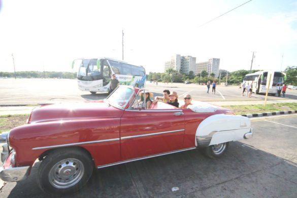 Chevrolet - chiếc xe mà chúng tôi chọn cho chuyến đi của mình