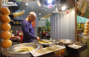 Những món ăn ở chợ đêm vô cùng hấp dẫn