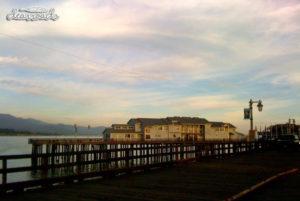 Những ngôi biệt thự đẹp mê nười bên bờ biển